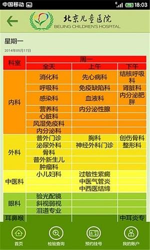 北京儿童医院 V4.2.4 安卓版截图1