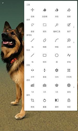 painter手机版 V6.6.1 安卓中文版截图5