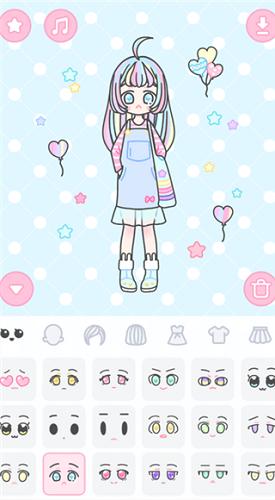 装扮少女全服装解锁破解版 V2.30.3 安卓版截图3