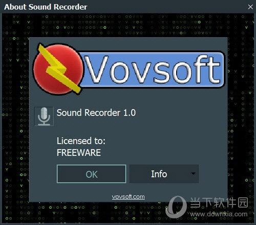 ovsoft Sound Recorder