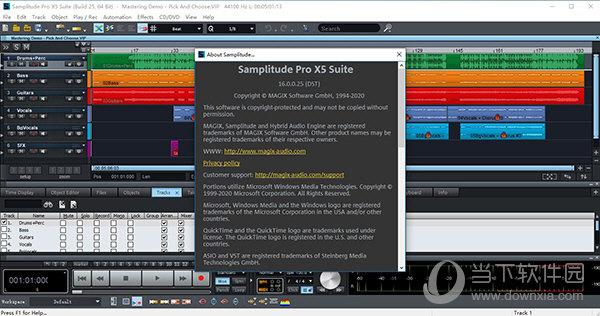 samplitude pro x5精简版