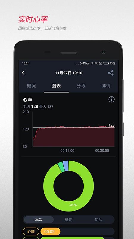 宜准跑步 V3.8.6 安卓版截图2