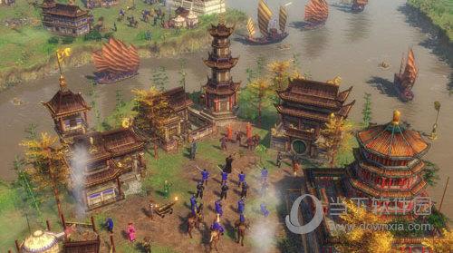 帝国时代3亚洲王朝无限人口补丁下载