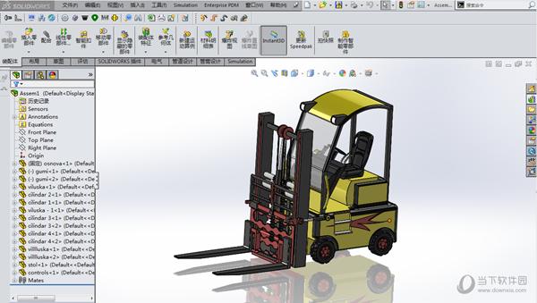SolidWorks2022 SP5破解版