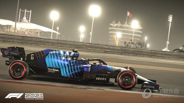 F1 2021修改器风灵月影版