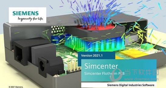 Simcenter Flotherm PCB