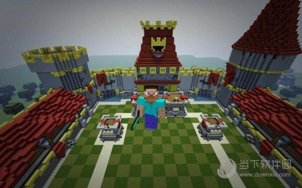 我的世界皇室战争mod