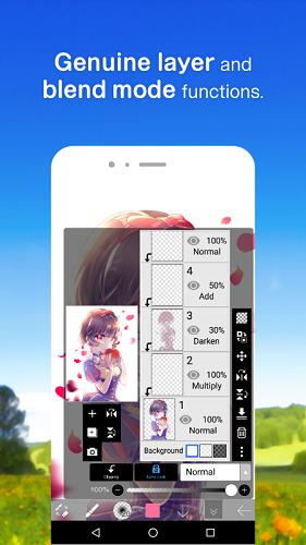 爱笔思画x触漫 V8.1.1 免费中文版截图4