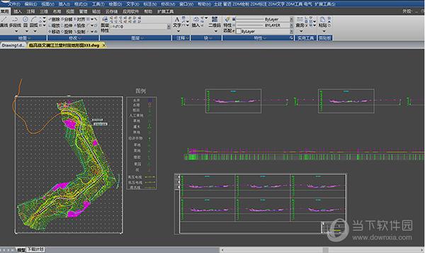 zdm cad辅助设计软件