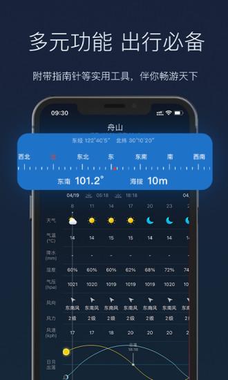 全球天气 V1.1.6 安卓版截图5