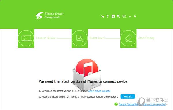Tipard iPhone Eraser