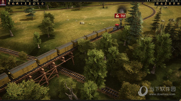 railroad corporation修改器