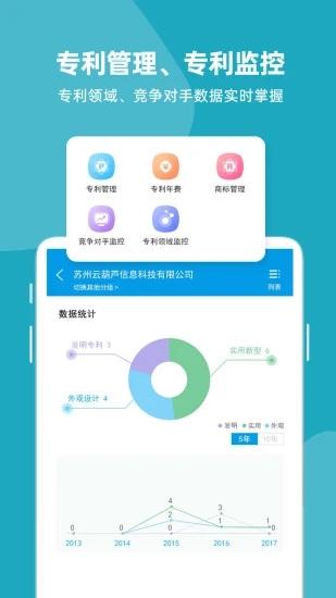 云葫芦知识产权 V3.8.3 安卓版截图2