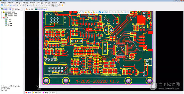 napcb抄板软件