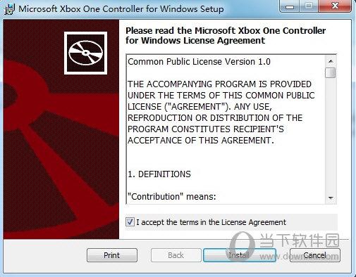 Xbox One手柄驱动Win10
