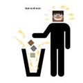 我的世界生存背包垃圾桶MOD