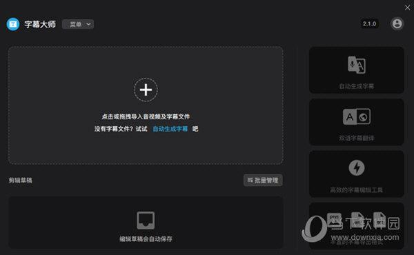 字幕大师下载