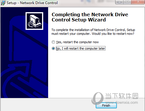 Network Drive Control