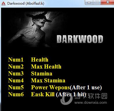 阴暗森林修改器3DM版