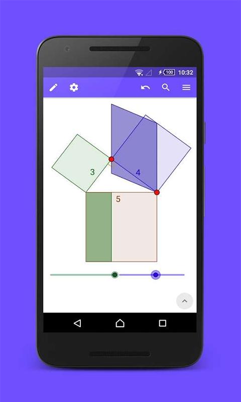 geogebra经典5手机版 V5.0.478.0 安卓版截图2